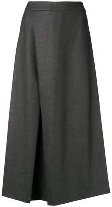 Theory high-waisted skirt