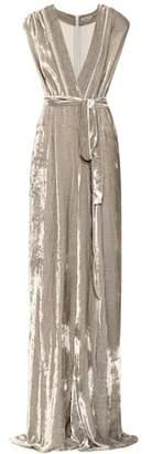 Bottega Veneta Velvet jumpsuit