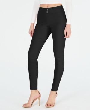 Hue Women's Original Smoothing Denim Leggings, Created for Macy's