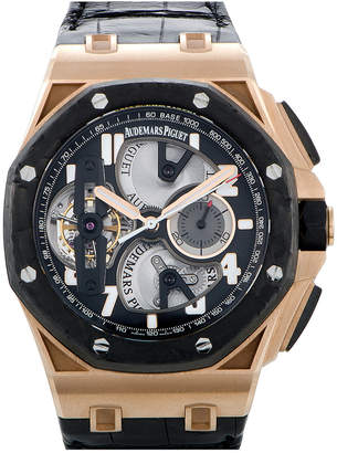 Audemars Piguet Men's Alligator Watch