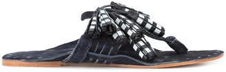 Figue Scaramouche tassel sandals