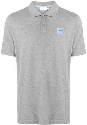 CK Calvin Klein chest logo polo shirt