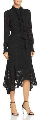 Equipment Palo Embroidered Dress