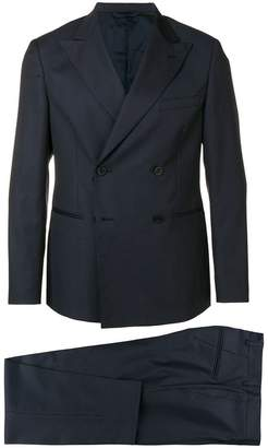 Tonello pinstripe double breasted suit