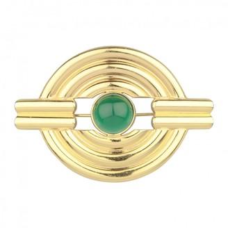 Loewe Vintage Gold Metal Pins & brooches