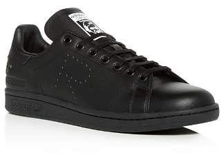 Raf Simons for Adidas Men's Stan Smith Leather Lace-Up Sneakers