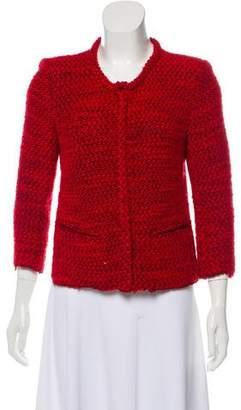 IRO Wool-Blend Tweed Jacket
