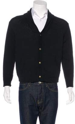 Patrik Ervell Knit Button-Up Cardigan