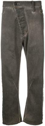 Lost & Found Rooms curved leg trousers
