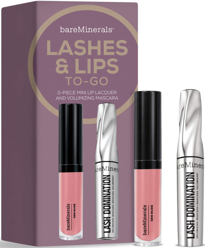 Bareminerals Lashes and Lips To-Go