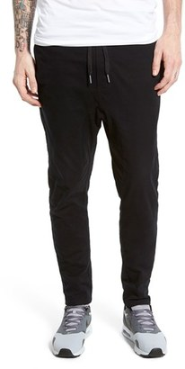 Men's Zanerobe 'Salerno' Stretch Woven Jogger Pants $99 thestylecure.com