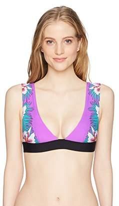 Rip Curl Women's Hot Shot Halter Bikini Top
