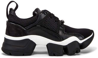 Givenchy Jaw Low Sneakers in Black & White | FWRD