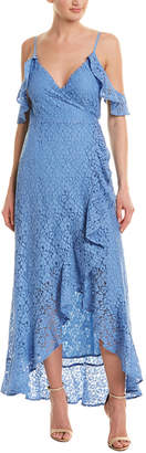 IF BY SEA If By Sea Lace Maxi Dress