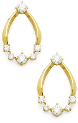 Classic Jewels K18YG ダイヤモンド(0.24ct) ピアス イエローゴールド
