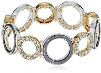 """Nine West Ring Around"""" Stretch Bracelet"""