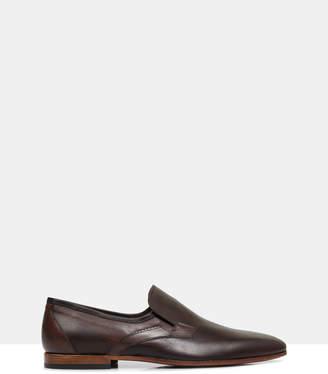 Wilton Leather Slip Ons