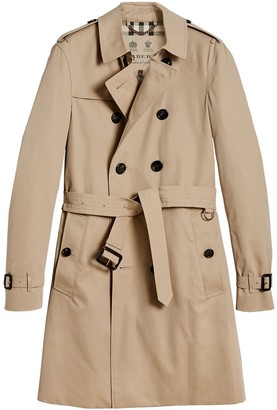 Burberry The Chelsea – Long Trench Coat