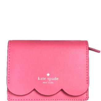 Kate Spade new york Piper Magnolia Street Coral Credit Card ID Wallet