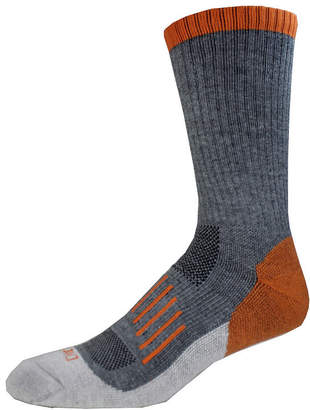 Dickies Mens 2-Pk. Medium Cushion Wool Blend Crew Socks