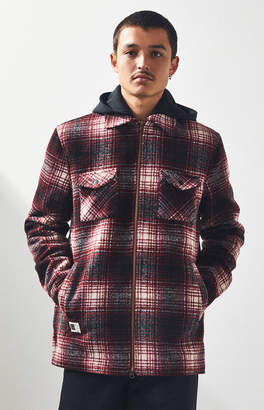 e4956ee100 Lira Smoochie Plaid Flannel Jacket
