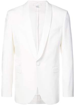 Neil Barrett shawl lapel suit jacket