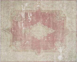 One Kings Lane Vintage Persian Distressed Carpet - 10'11x13'5