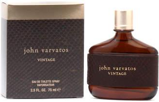 John Varvatos Vintage Men 2.5Oz Eau De Toilette Spray