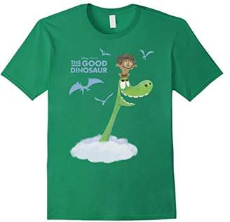 Disney Pixar Good Dinosaur In The Clouds Graphic T-Shirt