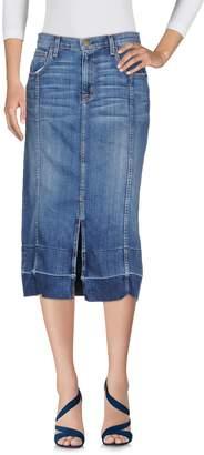 Current/Elliott Denim skirts