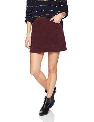 AG Adriano Goldschmied Women's Wide Wale Cord Bernadette Skirt