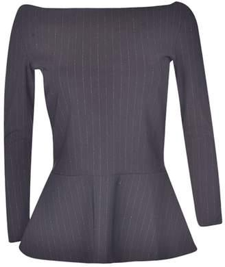 Chiara Boni La Petit Robe Di Pinstriped Top