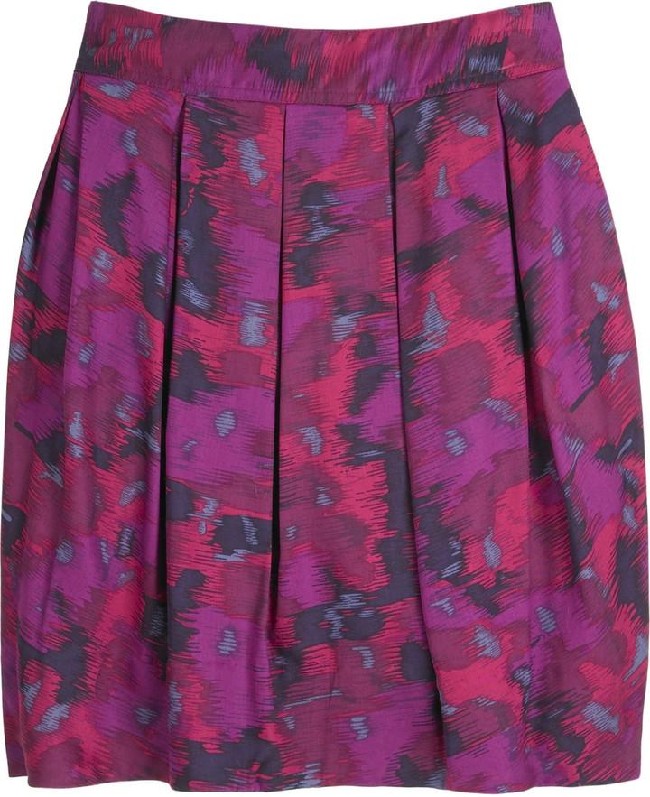 Marc by Marc Jacobs Liza print skirt