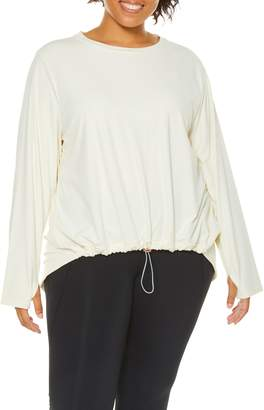 SHAPE Activewear Opt Out High/Low Sweatshirt