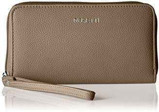 Rosetti Joslyn Zip Around Wristlet Wallet with RFID Blocking Technology