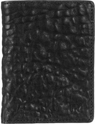 Will Leather Goods Flip Front Pocket Wallet - Men's