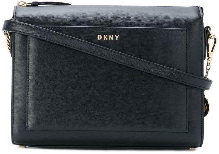 DKNY top zip crossbody bag