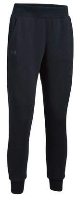 Under Armour Women's Threadborne Fleece Crop Pants
