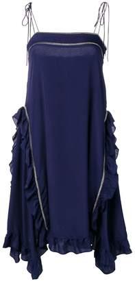 See by Chloe frill trim cami dress
