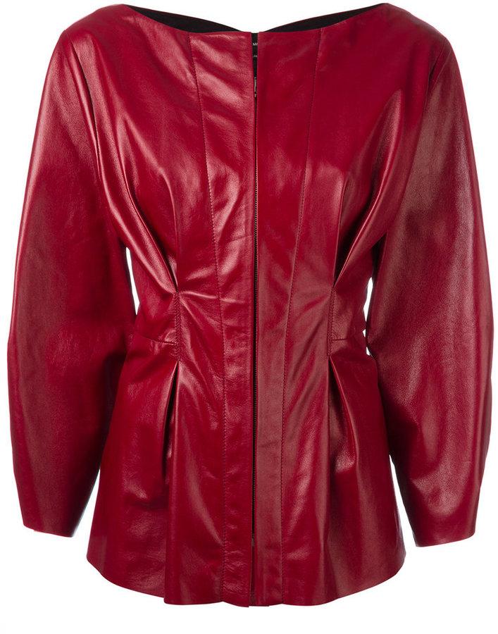 Isabel MarantIsabel Marant Arden leather jacket