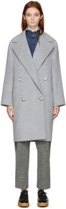 Stella McCartney Grey Wendy Coat