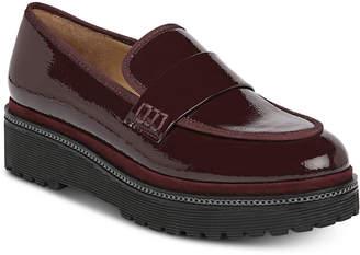 Franco Sarto Shelton Platform Wedge Loafers Women's Shoes