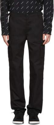 Balenciaga Black Cargo Pants
