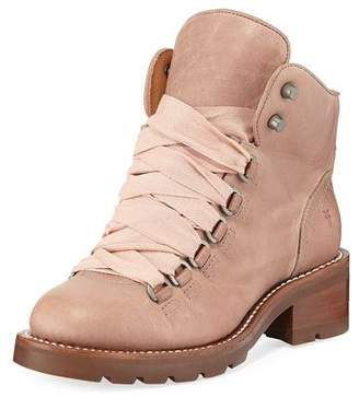 Frye Alta Leather Hiker Boots