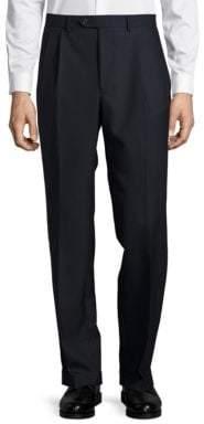 Lauren Ralph Lauren Straight-Leg Wool Pants