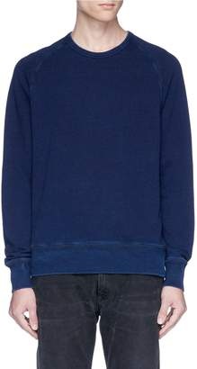 Denham Jeans Sun embroidered sweatshirt