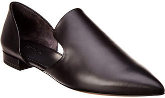 Vince Damris Leather Flat