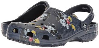 Crocs - Classic Mickey Clog Clog/Mule Shoes $45 thestylecure.com