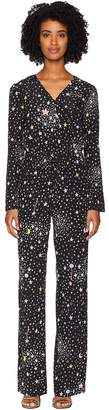 Moschino Stars Print Jumpsuit Women's Jumpsuit & Rompers One Piece