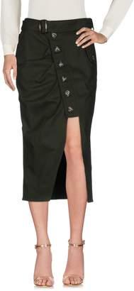 Self-Portrait 3/4 length skirts